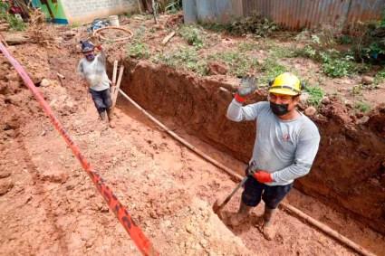 Ministerio de Vivienda inicia obras de agua y saneamiento para comunidades nativas de Loreto y Amazonas