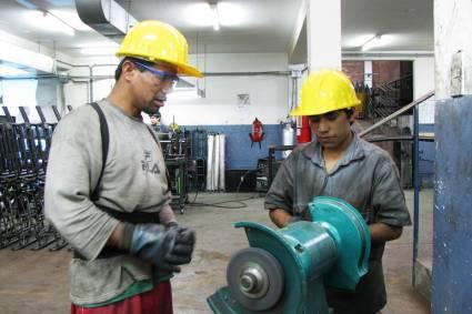 Envíos industriales crecieron 58%