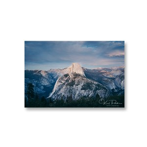 16″x24″ Print Only of Half Dome, Yosemite National Park