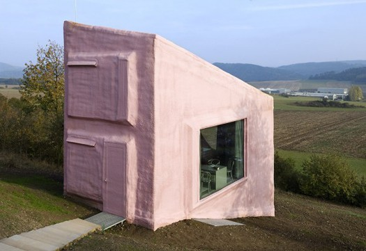 featured posts image for The marshmallow house by Sepka Architects