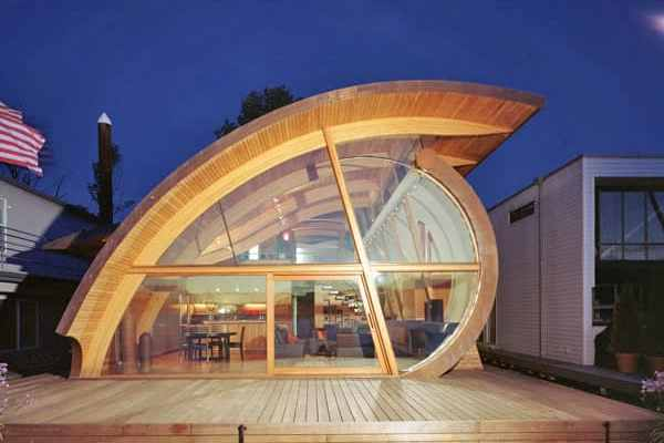 featured posts image for The ultimate floating house