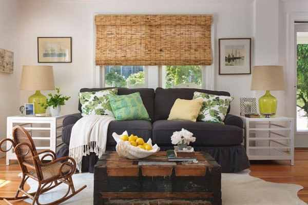 featured posts image for 46 Casual beach chic rooms to inspire