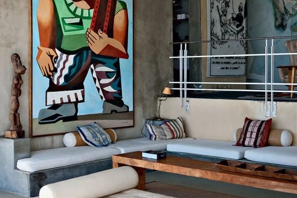 featured posts image for Fabulous industrial villa at the Cape of Good Hope