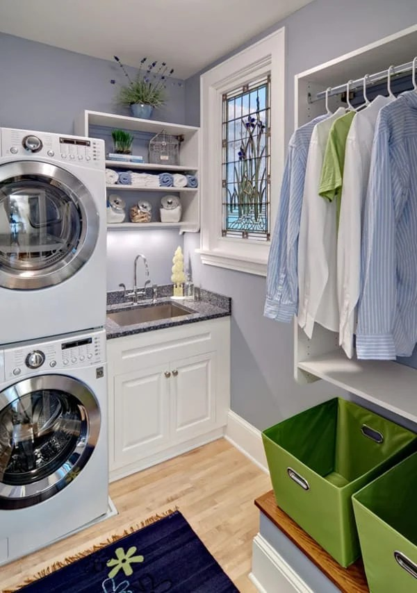 laundry room design ideas 05 1 kindesign - Laundry Design Ideas