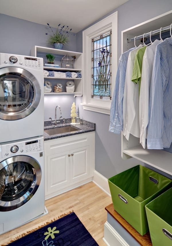 Laundry Design Ideas - Home Design Ideas
