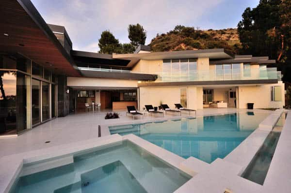 featured posts image for Luxurious Doheny Estate Residence in the Hollywood Hills