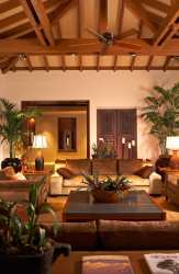 room living warm schemes cozy tropical rooms interior decor designs earth tones colors decorating luxury exotic theme lounge livingroom earthy