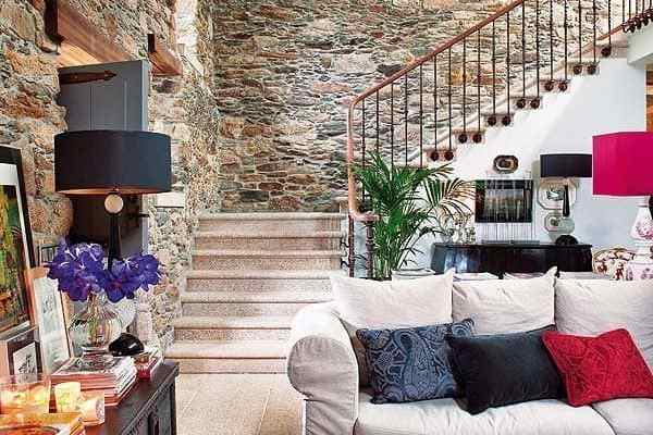 featured posts image for A 300 year old Spanish farmhouse elegantly rehabilitated