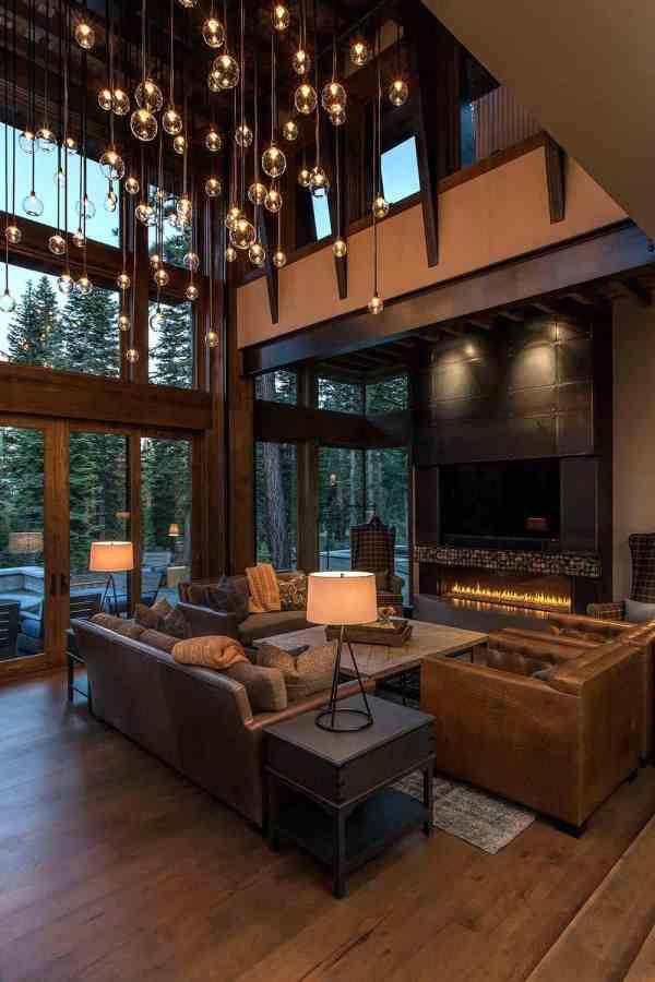 Modern Rustic Interiors Home - Vtwctr