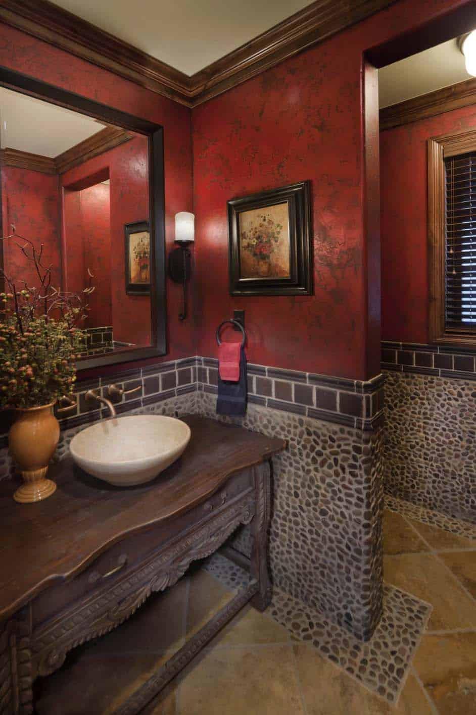 Exquisite mediterranean style luxury homes in colorado - Mediterrane mobel ...