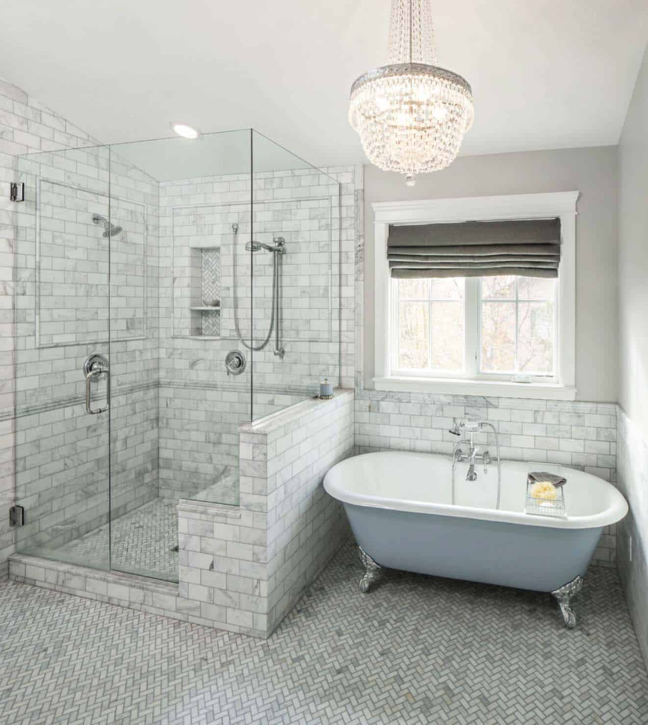 Get The Look With These Traditional Bathroom Ideas: 53 Most Fabulous Traditional Style Bathroom Designs Ever