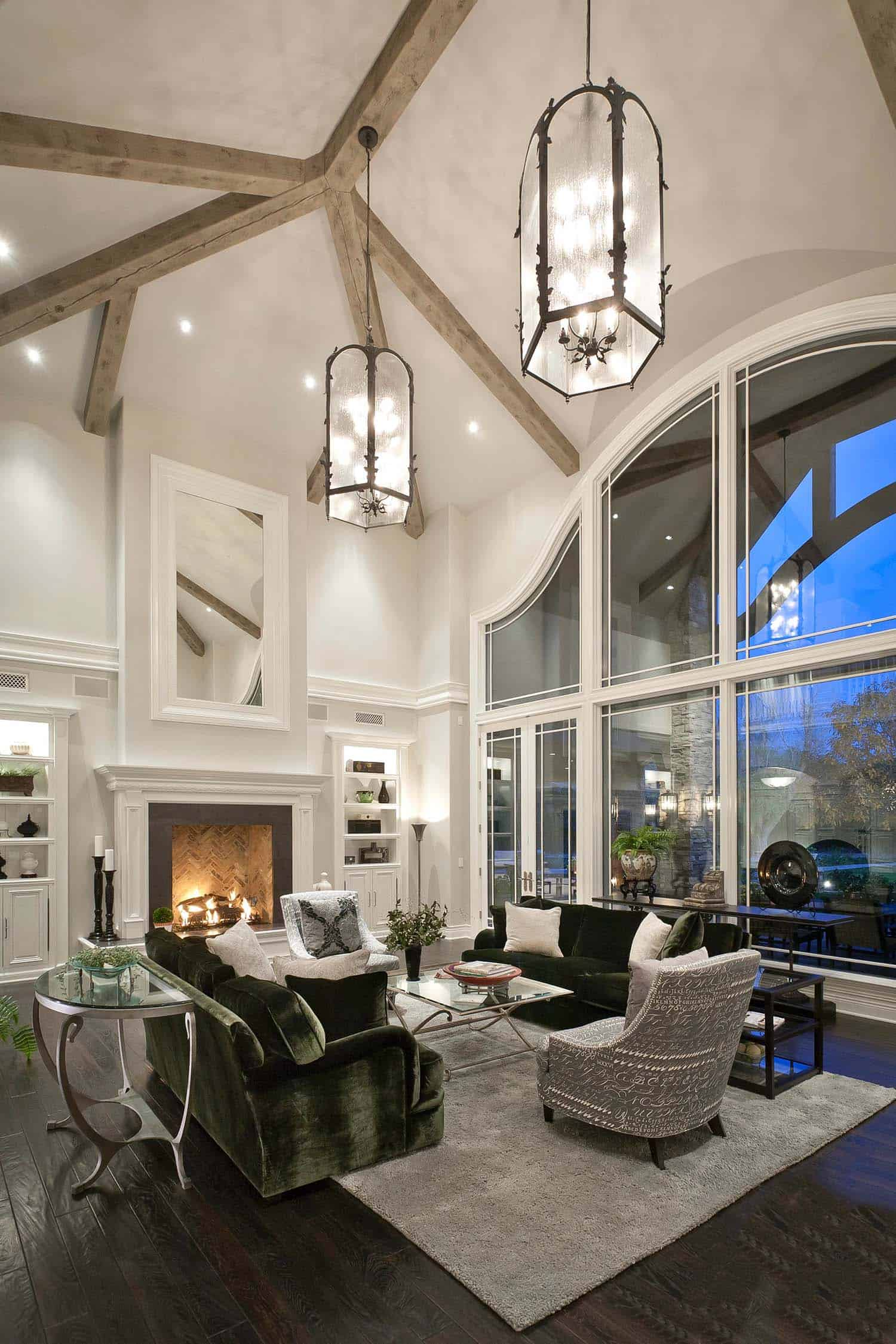 Elegant Living And Dining Room Ideas: 38 Elegant Living Rooms That Are Brilliantly Designed