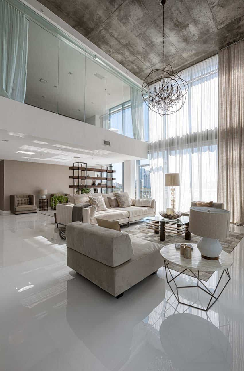 38 elegant living rooms that are brilliantly designed for Elegant coastal living rooms