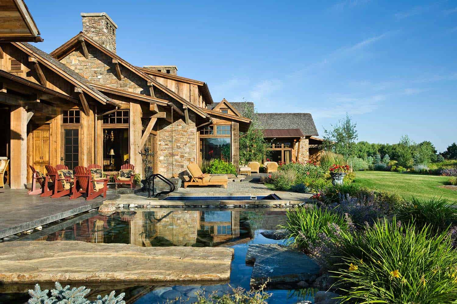 30 Built It Yourself Log Cabin Plans I Absolutely Like: A Rustic Family Compound In The Mountains Of Montana