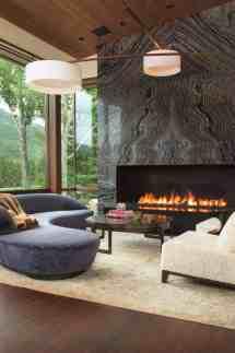 Sumptuous Mountain Contemporary Home In Vail Colorado