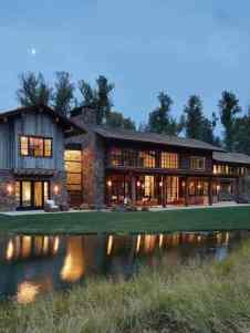 Fireside Resort luxury ski cabins in Jackson Hole