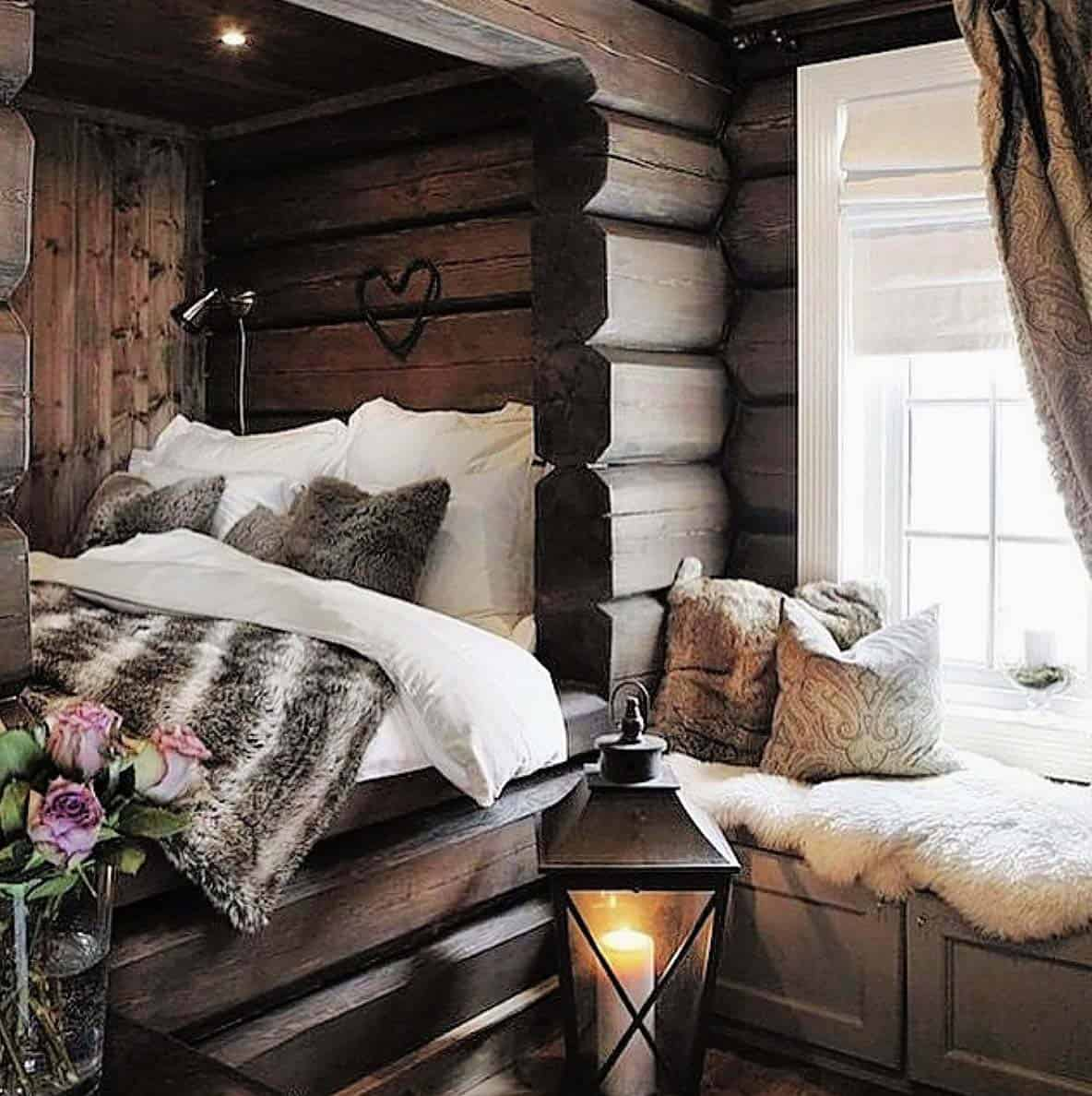 33 Ultra-cozy bedroom decorating ideas for winter warmth on Room Decor Ideas id=65522