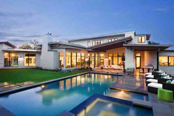 featured posts image for Urban contemporary dream home connected with nature in Austin, Texas