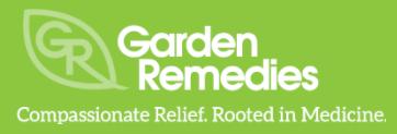 Garden Remedies Inc Onekindsite