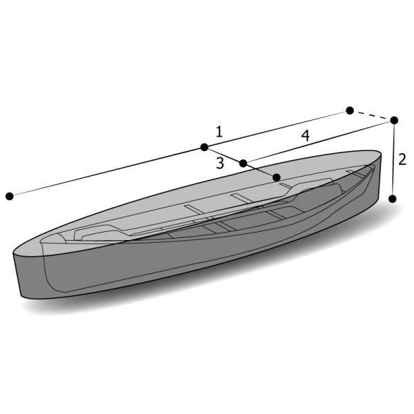 housse sur mesure canoë kayak