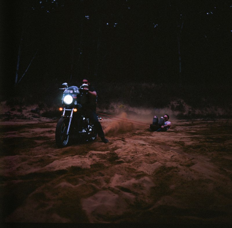 Raven's Run, Max Vannienschoot