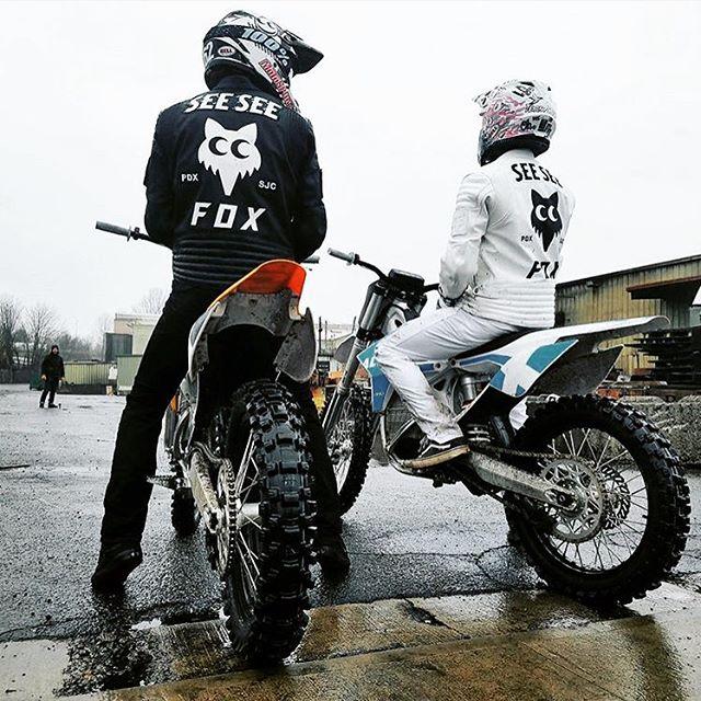 Tirée du Instagram de See See Motorcycles