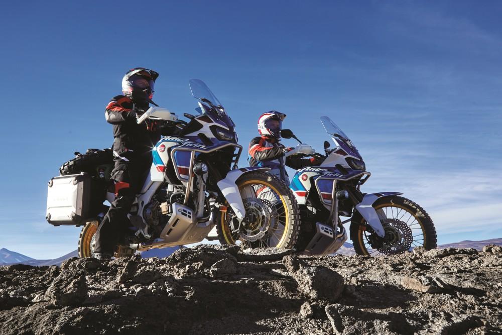 Oneland - Honda - Africa Twin Adventure Sport