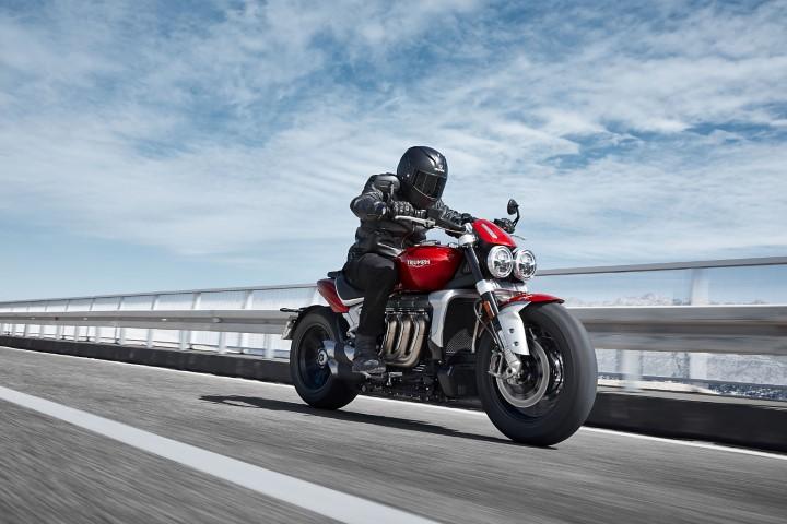 oneland salon moto quebec montreal TRIUMPH ROCKET 3R