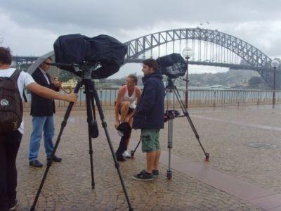 Day 1 Sydney Opera house 4th April 2010