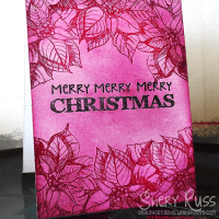 Paper craft project no. 271: Merry merry merry Christmas OLC [with video tutorial]