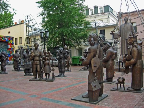 Petrovka Street Life Log