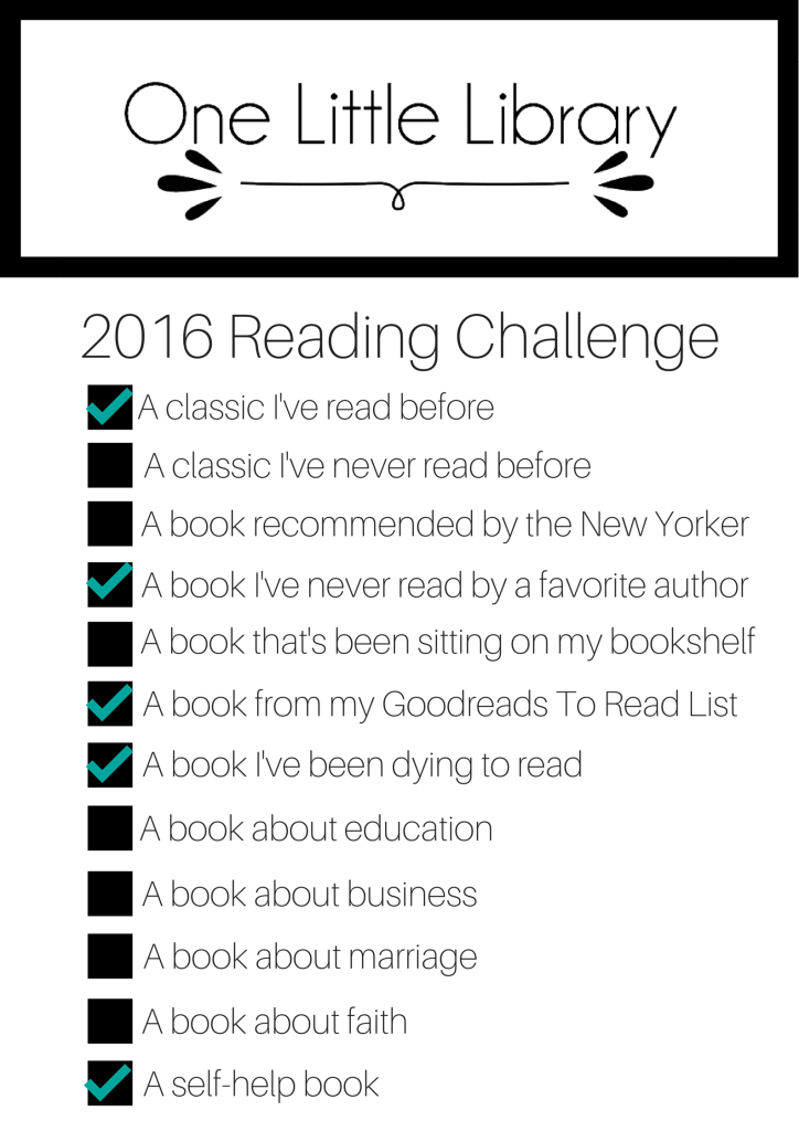 OLL 2016 Reading Challenge_update