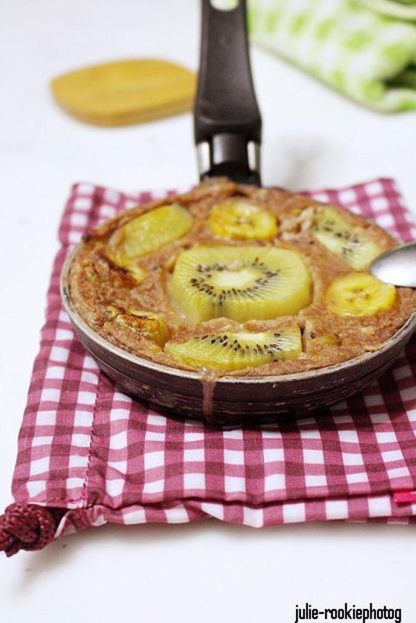 50+ Best Kiwi Recipes - Kiwi Baked Oatmeal