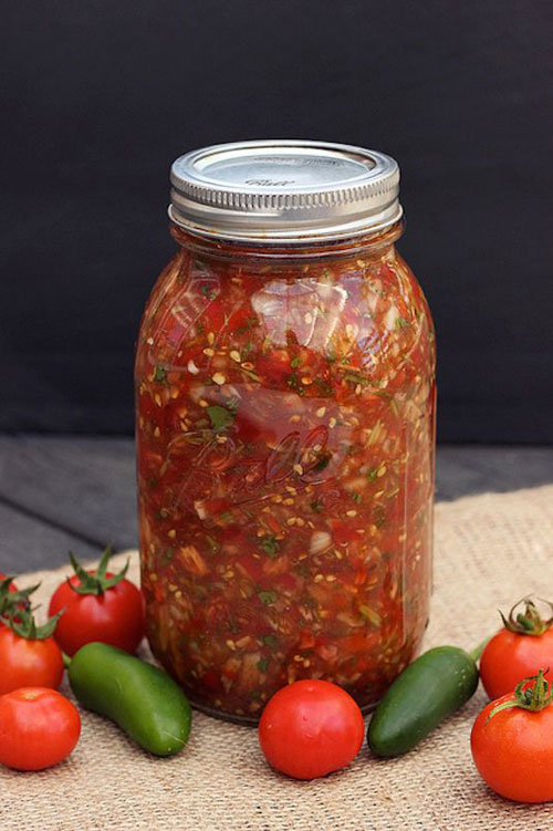 30+ Foods You Can Make Yourself - 18 Homemade Salsa Recipes