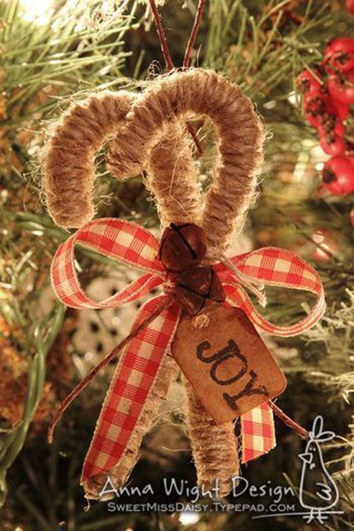 Christmas Tree Ornaments Homemade