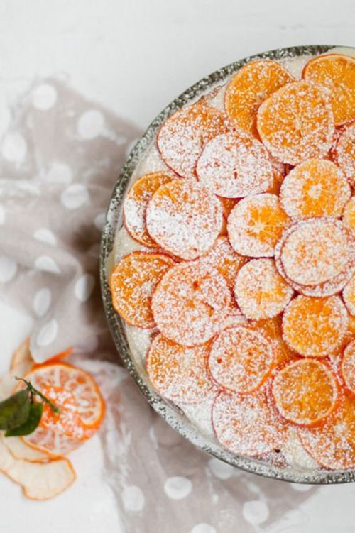50+ Best Recipes for Fresh Clementines - Clementine Citrus Cake