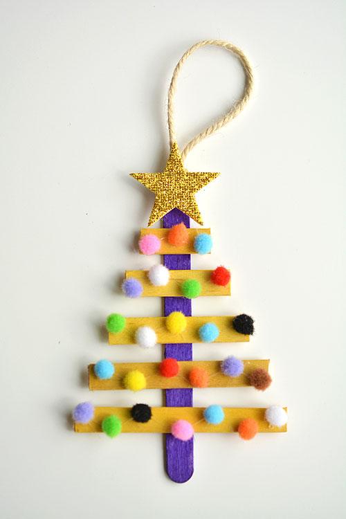 Little Kid Christmas Crafts