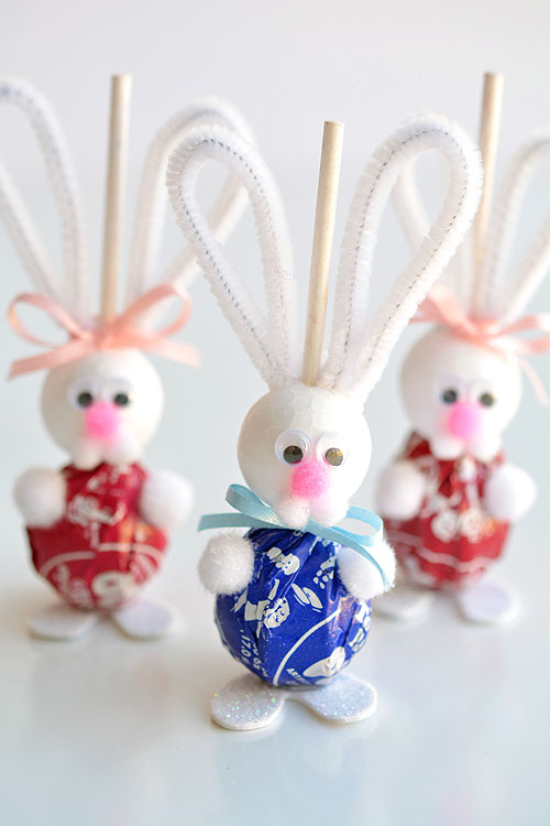 40 simple easter crafts