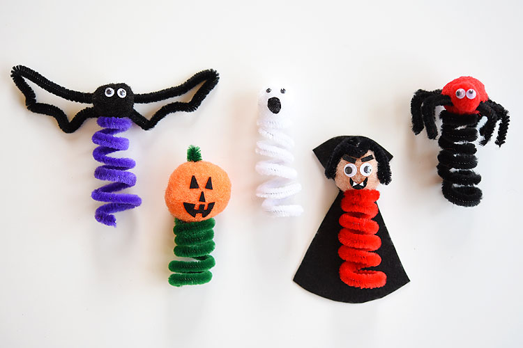 Craft Ideas Pipe Cleaners Pom Poms