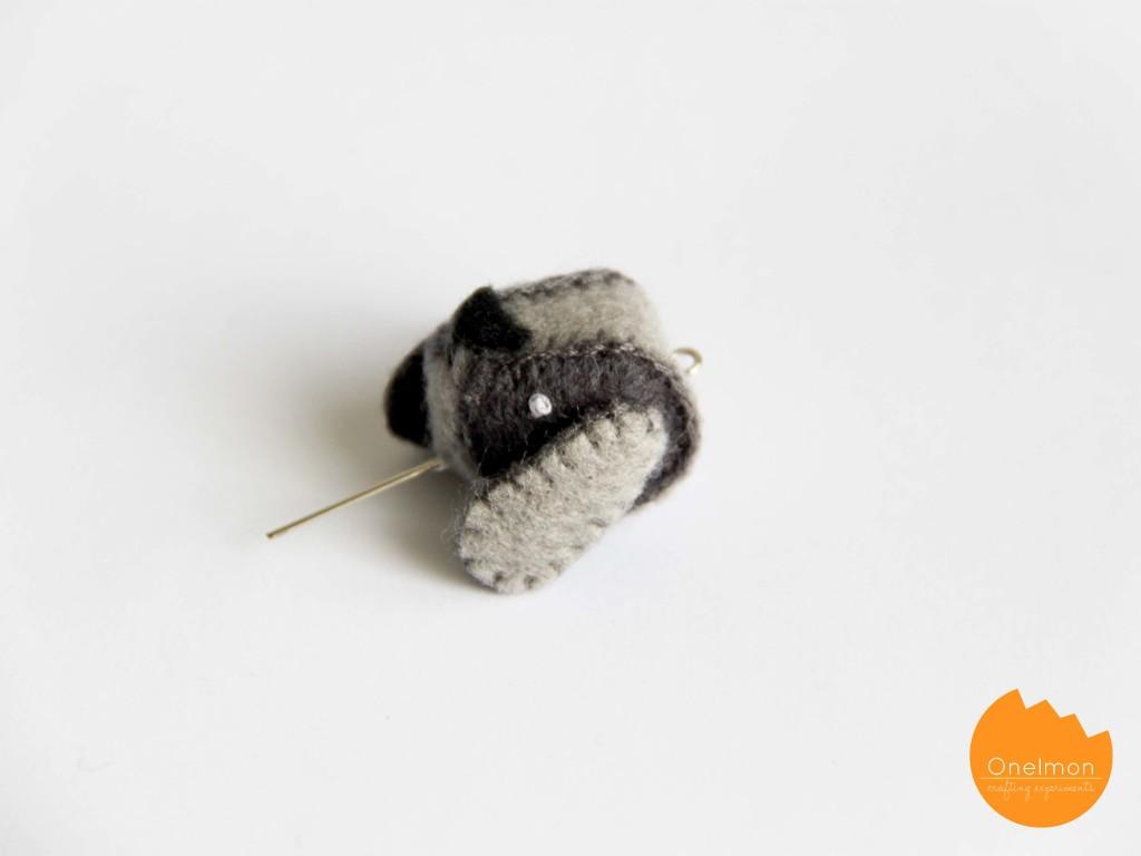 DIY Tutorial: Mini Felt Soft Toys | onelmon
