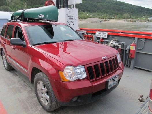 The Jeep proper