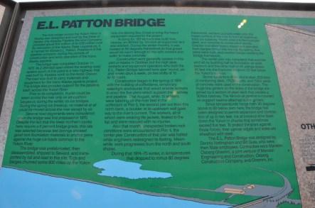 About the bridge.