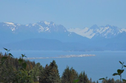 First look at Homer Spit.