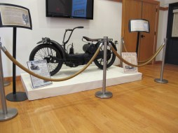 Neracar - early motorcycle
