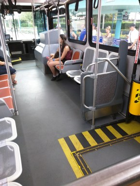 New Bus Ramp.