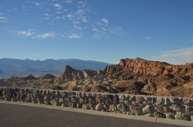 Nice rock wall.