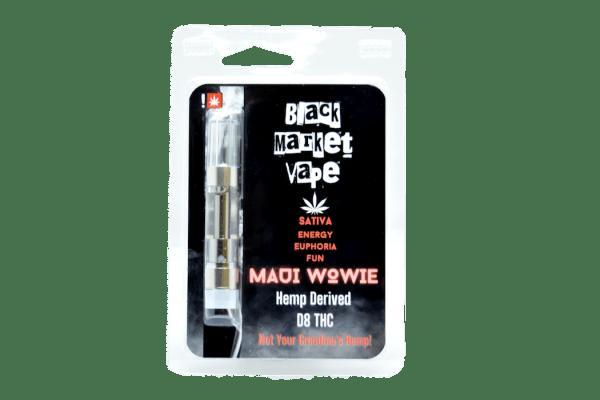 black market maui wowie vape cartridge