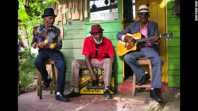 Anthony Bourdain's Take on Jamaica (5/5)