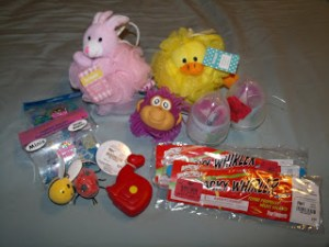 Budget friendly Easter baskets