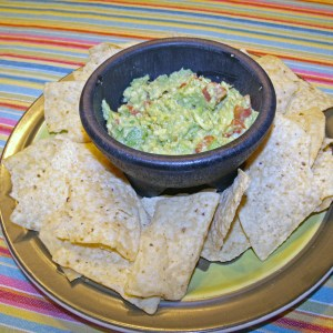 Crazy-good 2-ingredient guacamole